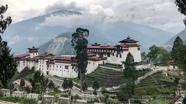 Trongsa Dzong_
