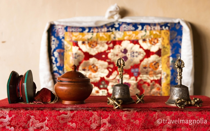 Bumthang_Choed Ceremonial Objects