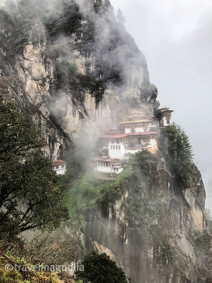 Tiger's Nest in the Mist