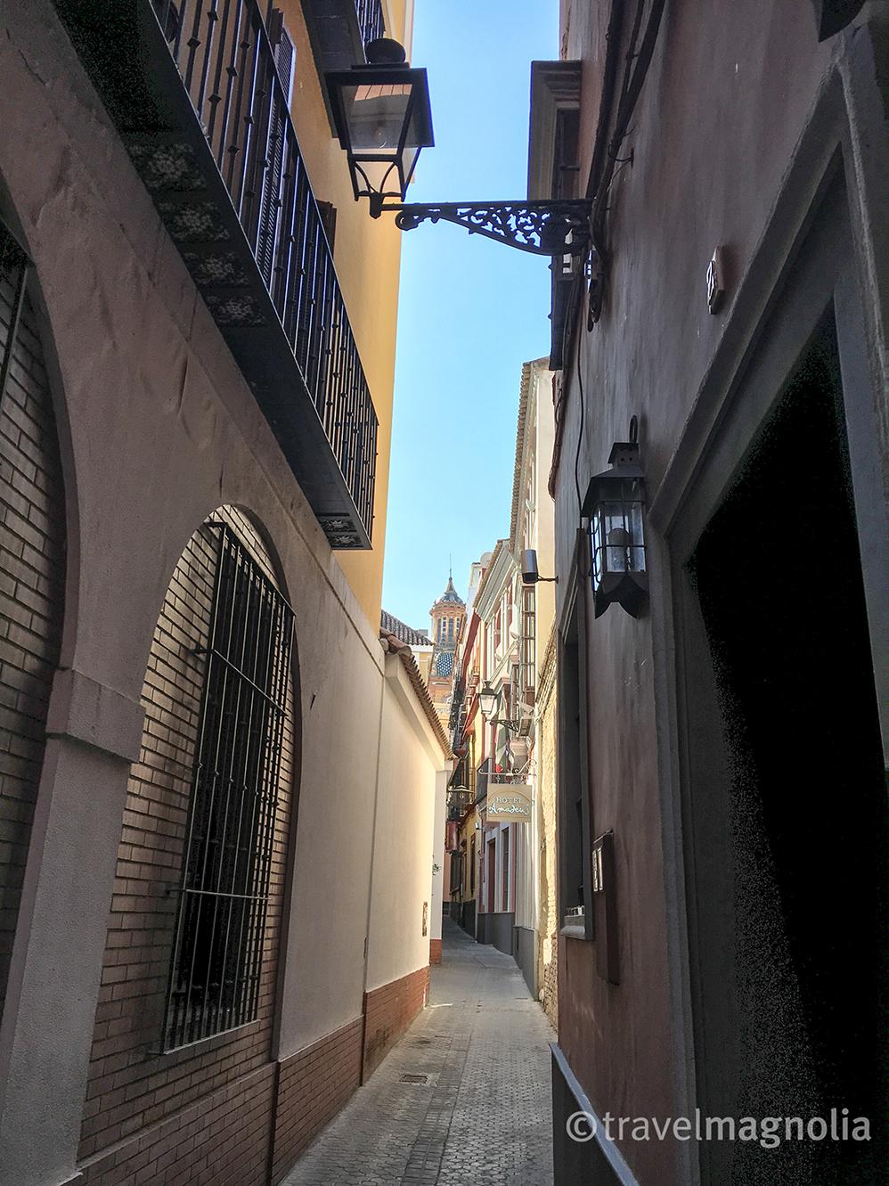 Pedestrians Only Seville